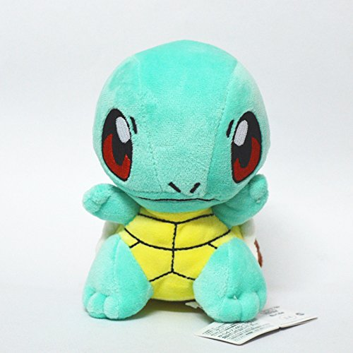 [15 CM, #007 Squirtle Pokemon Doll] (Spawn Costume For Kids)