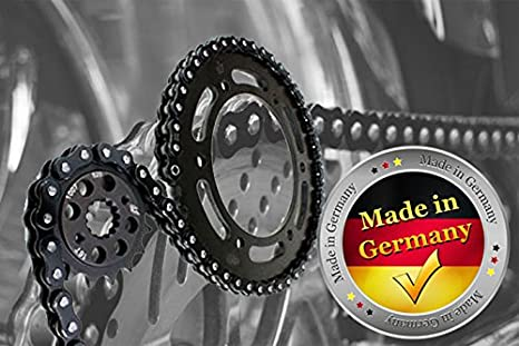Kettensatz Ersatzteil Für Kompatibel Mit Yamaha Raptor Yfm 350 R Tuning Auto