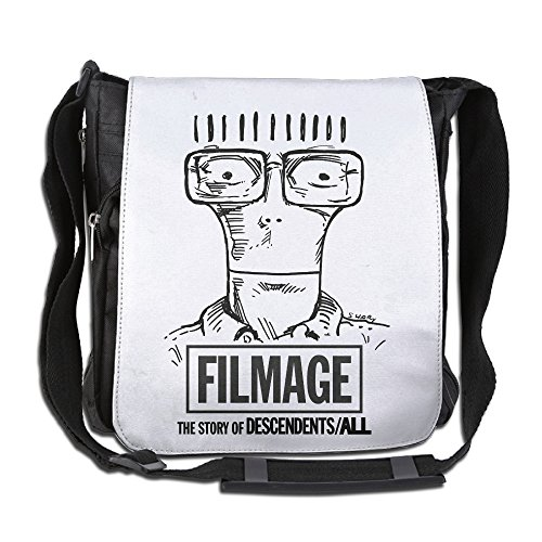 AIJFW Descendents Fashion Multifunctional Crossbody Bags Work Bag For Men's & Women's Everyday