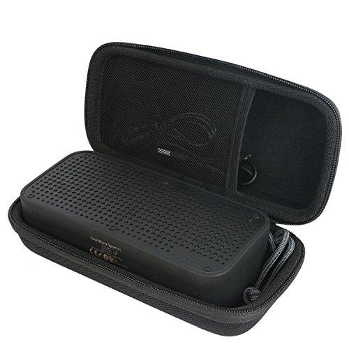 Khanka Hard Case Carrying Travel Bag for Anker SoundCore Sport XL IP67 Waterproof & Dustproof Portable Bluetooth Speaker