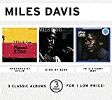 Sketches Of Spain/Kind Of Blue/In A Silent Way [3-CD SET]