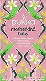 Pukka Motherkind Baby Herbal Tea Bags - Organic Shatavari, Fennel Seed & Aniseed - Naturally Caffeine Free (Pack of 4)