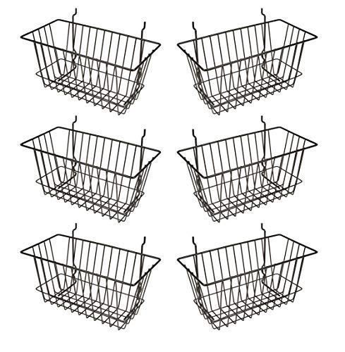 Most Popular Slatwall Baskets