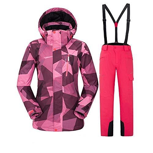 Combinaisons Et De Combinaison Pour Snowboard Pantalons Neige Chaudes Vêtements Ensemble Plein Imperméables Qzhe Air Hiver Femmes Ski Vestes Sports A8YqqCw