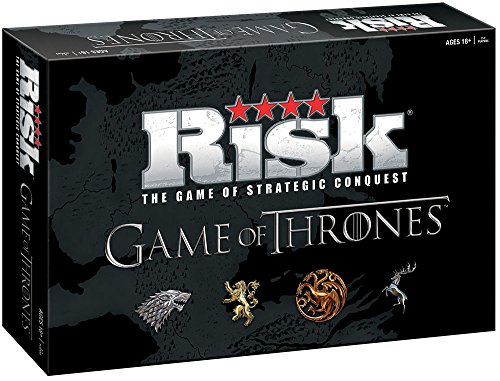 Risk Game of Thrones Board Game