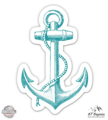 GT Graphics Anchor Nautical - 5