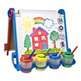 ALEX Toys Artist Studio Magnetic Tabletop Easel Wood