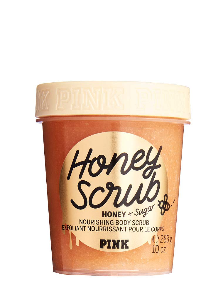 Honey Scrub - Honey and Sugar Nourishing Body Scrub 10 oz.