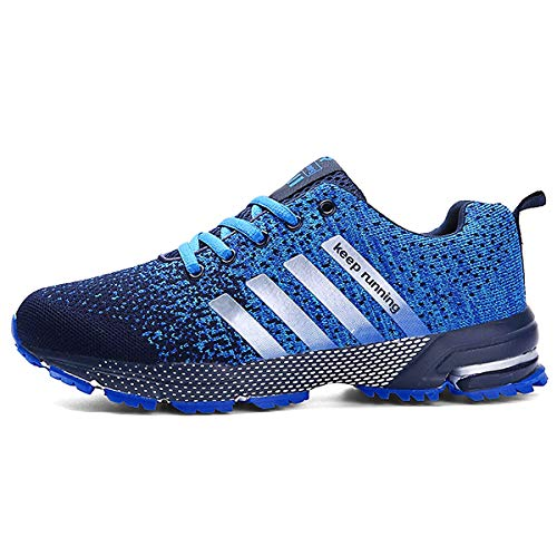 Trainers Comptition Hommes Air B Athltique Course Fitness Chaussures Chnhira Casual Sports Bleu Sneakers I6qnwSST