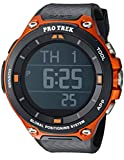 Casio Men's 'PRO TREK' Quartz Resin Outdoor Smartwatch, Color