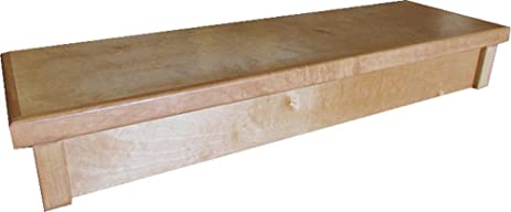 Ru0026J Enterprises ARJ00244 Birch Wood Aquarium Canopy 48 by 18-Inch Honey  sc 1 st  Amazon.com & Amazon.com : Ru0026J Enterprises ARJ00244 Birch Wood Aquarium Canopy ...