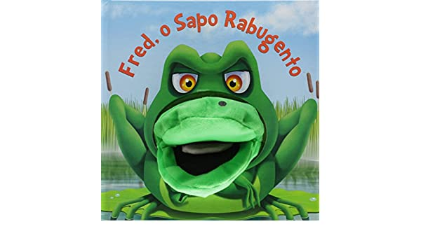 Fred. O Sapo Rabugento: 9788541000956: Amazon.com: Books