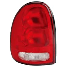 Eagle Eyes CS048-U000L Chrysler Driver Side Rear Lamp