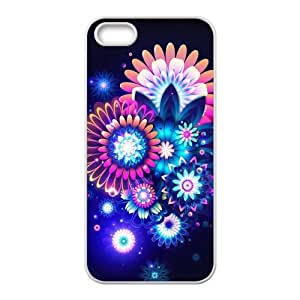 Custom Abstract Art Back Cover Case for iphone5,5S JN5S-489