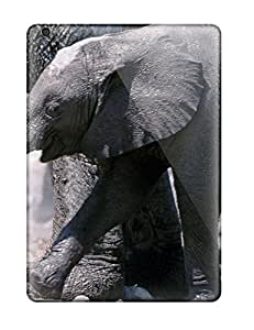 Durable Protector Case Cover With Elephant Hot Design For Ipad Air