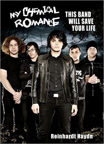amazon my chemical romance this band will save your life
