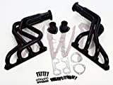 79 ford f100 parts - Black Coated Performance Exhaust Header Manifold System Kit For 69-79 Ford F-100 F100 5.0L 302Ci Windsor 2WD Pickup Truck