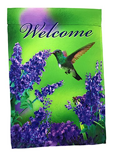 - Lantern Hill Premium Garden Flag Yard Decoration; 12