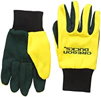 NCAA Oregon Ducks College Colored Palm Utility Glove, One Size