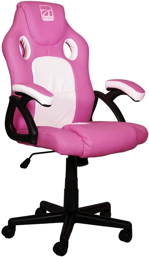 Xtreme Sedia Gaming chair RX12 Pink: Amazon.it ...