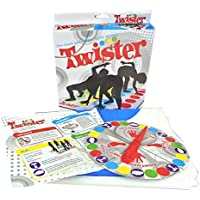 [ROXTAK]Adult Board Game Body Twist Music Ttwister Game Prop Interactive Game Toy
