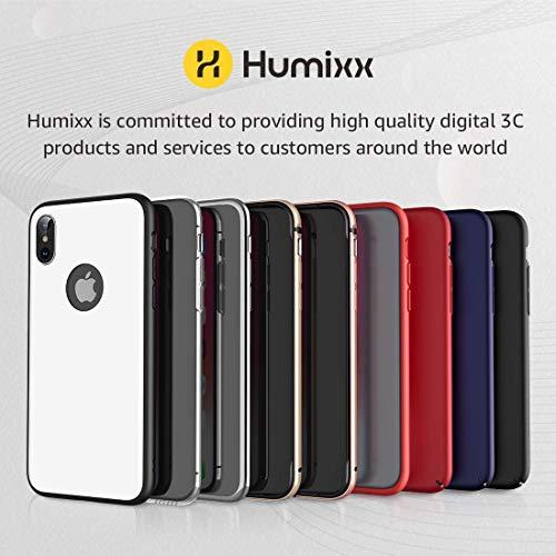 humixx Shockproof Series Translucent Matte Case