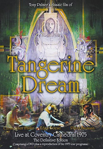 DVD : Tangerine Dream - Live At Coventry Cathedral 1975 - Directors Cut (DVD)