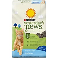 Purina Yesterday's News Scented Paper Cat Litter 13.2 lb.
