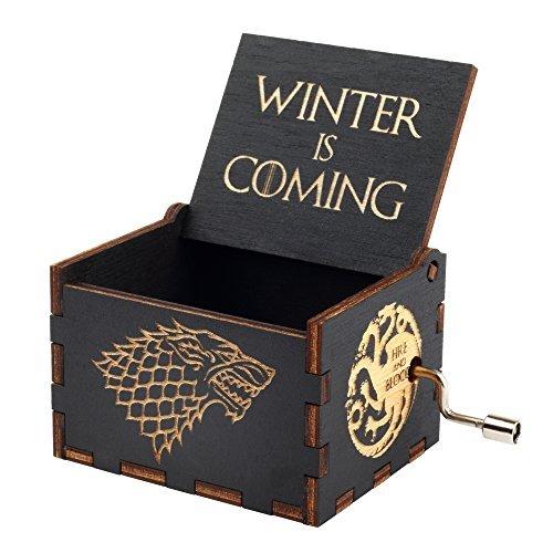 Madera Caja De Música Caja De Música Tema principal Game of Thrones Game of Thrones regalo