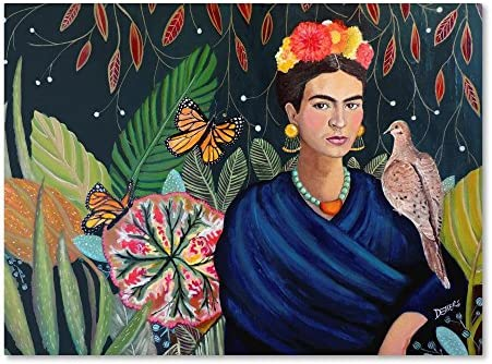 Frida Canvas Wall Art