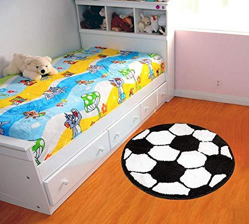 Kid's Microfiber Soft Mat by Global Home
