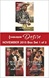 Harlequin Desire November 2015 - Box Set 1 of 2: Breaking Bailey's Rules\One Week with the Best Man\A CEO in Her Stocking (Harlequin Desire November 2015 - Boxset)