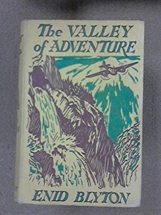 book cover of The Valley of Adventure