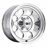Mickey Thompson Classic III Wheel with Polished (15x8''/5x4.5'')