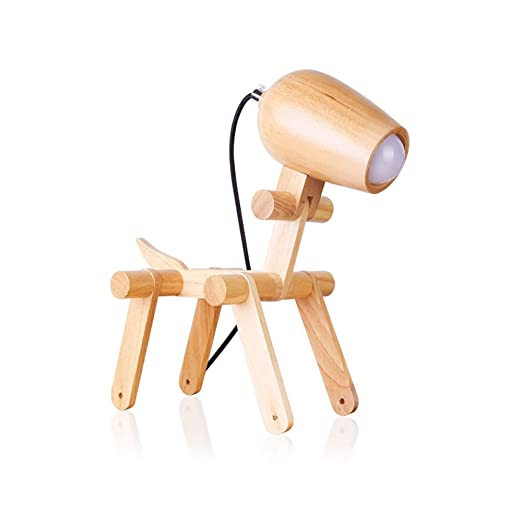 YUEDAI Personalidad Creativa de la lámpara de Mesa Minimalista ...