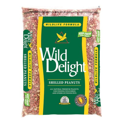 Wild Delight Shelled Peanut Wild Bird Food