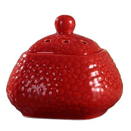 Quemador de Incienso de Aceite Esencial de calefacción eléctrica de cerámica-Automático de Temperatura Constante