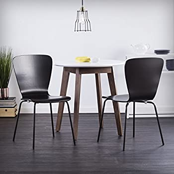 Superieur Holly U0026 Martin Cadby Bentwood Dining Chairs (Set Of 2)   Black
