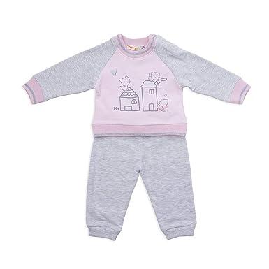 BABY-BOL - CHÁNDAL BEBÉ bebé-niños Color: Rosa Talla: 18M: Amazon ...