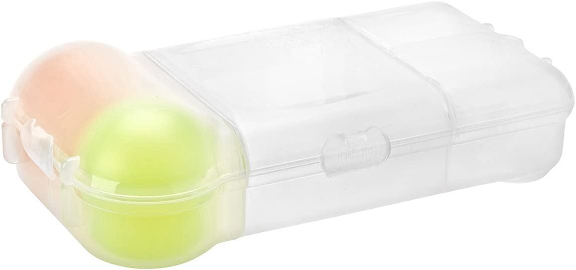 Nude Food Movers by Smash Rubbish Free Lunch Box, Large, Clear