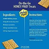 Honey Maid Fresh Stacks Graham Crackers, 1 Box of 6 Stacks