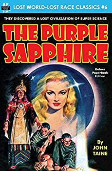 The Purple Sapphire by John Taine science fiction and fantasy book and audiobook reviews