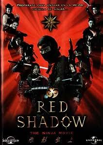Amazon.com: Red Shadow, The Ninja Movie: Cine y TV