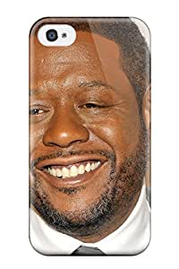 SaundraVillard Design High Quality Forest Whitaker Cover Case With Excellent Style For Iphone 4/4s