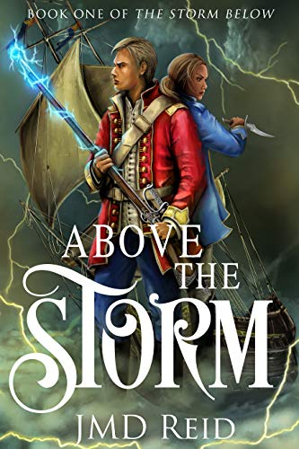 Above the storm by jmd reid