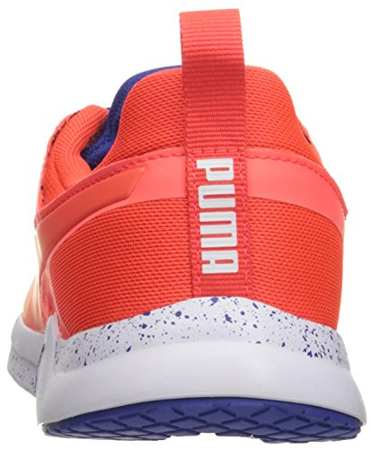 Puma Womens Pulse XT V2 Ft Wns Cross-Trainer Shoe Red Blast/Royal Blue