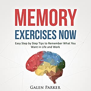 Memory Exercises Now Audiobook