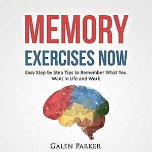 Memory Exercises Now Audiobook