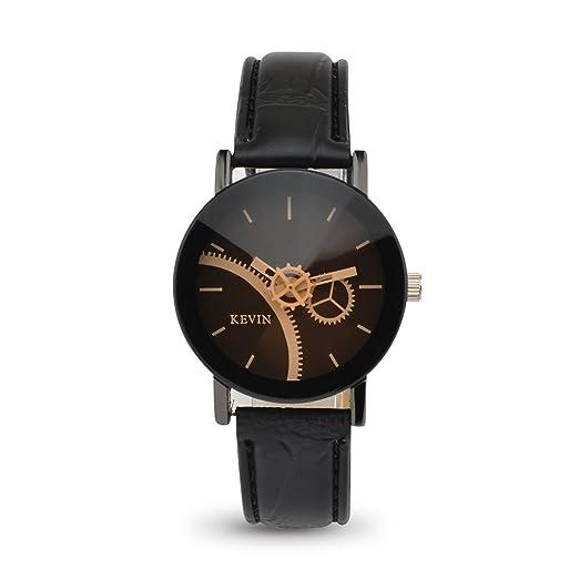 Reloj Para Pareja Watch Gear Longqi Creativo Con Diseño De Pulsera 2WYD9EHI