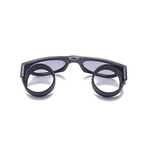 cfc1128582a Amazon.com  Tansle Unisex Wrist Slapping Foldable Sunglasses Unique ...